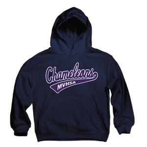Youth Applique Pullover Hood