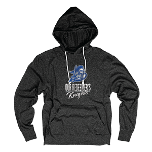 Adult Tri-Blend Hooded T-Shirt