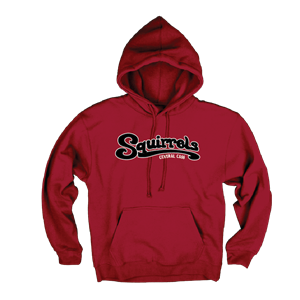 Adult Applique Pullover Hood